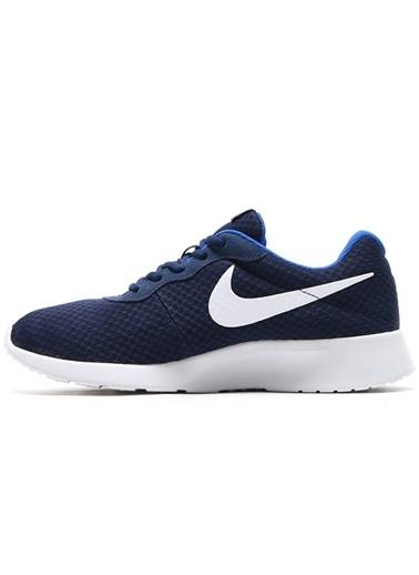 Nike Nike Tanjun 812654 Laci Günlük Yürüyüş Fileli Erkek Spor Ayakkabı Lacivert